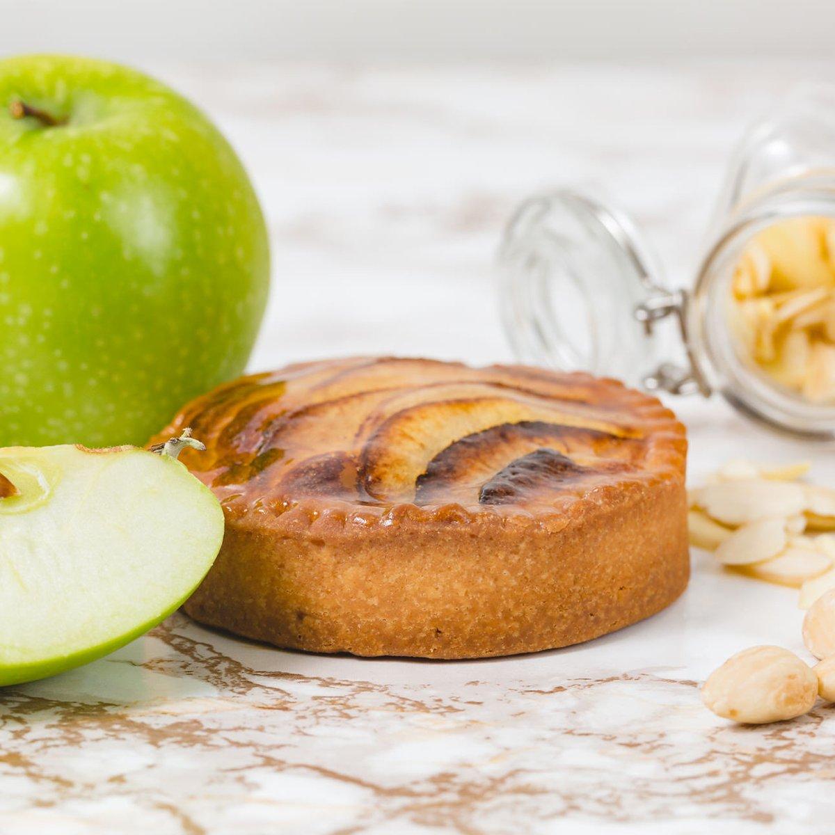 Apple and Almond Tart | Merci Beaucoup Cakes