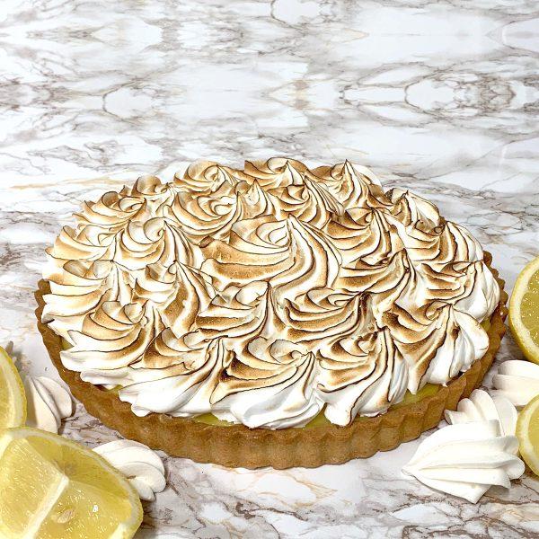 Large Lemon Meringue   Merci Beaucoup Cakes