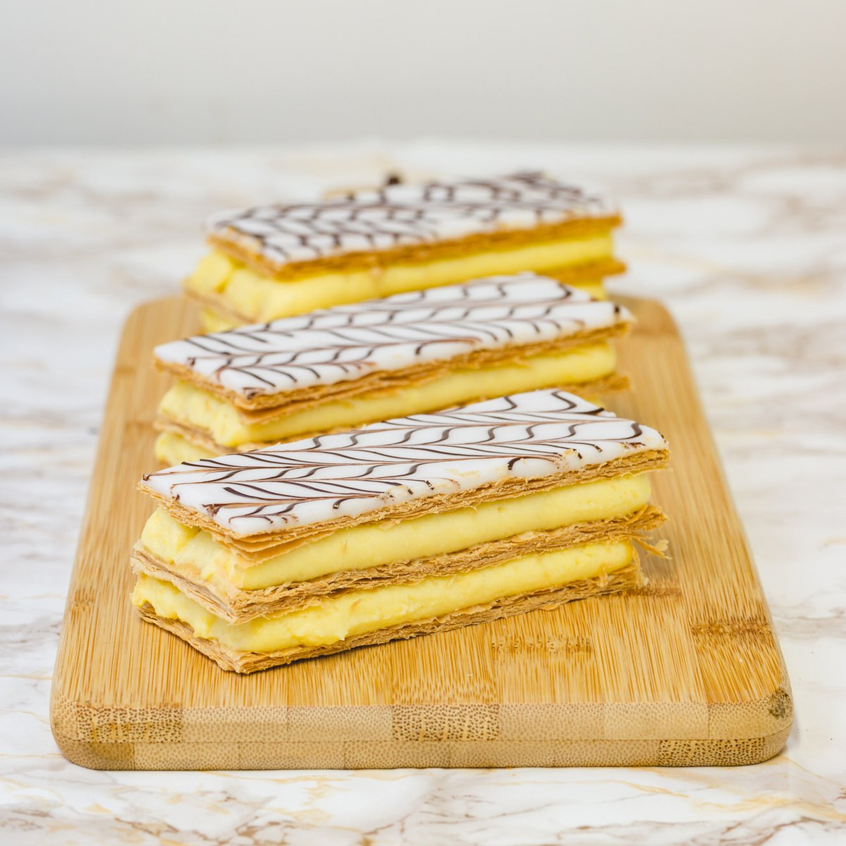 Mille Feuilles | Merci Beaucoup Cakes