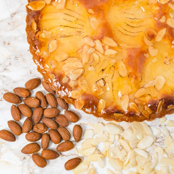 Pear and Almond Tart | Merci Beaucoup Cakes