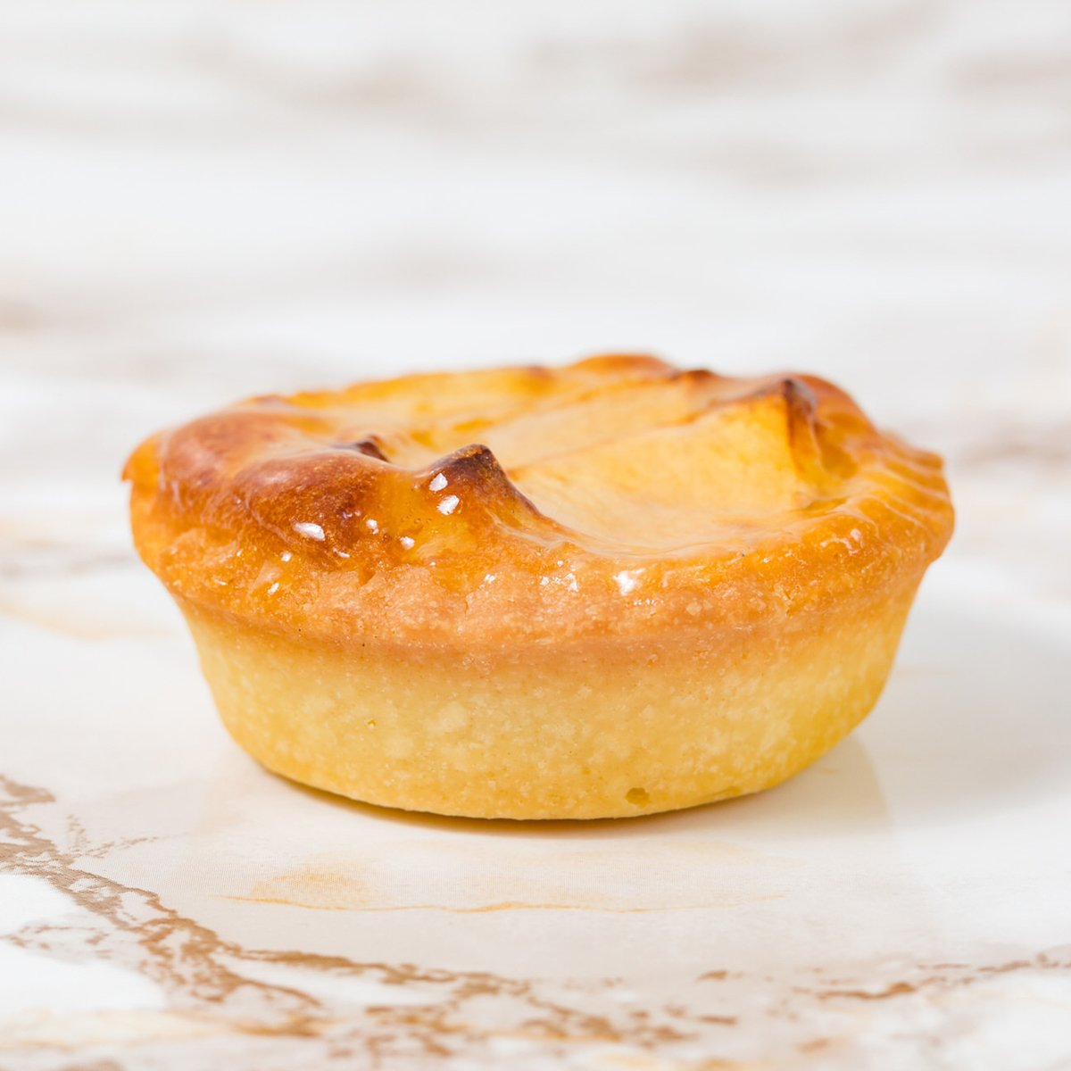 Pear and Almond Tart Single | Merci Beaucoup Cakes