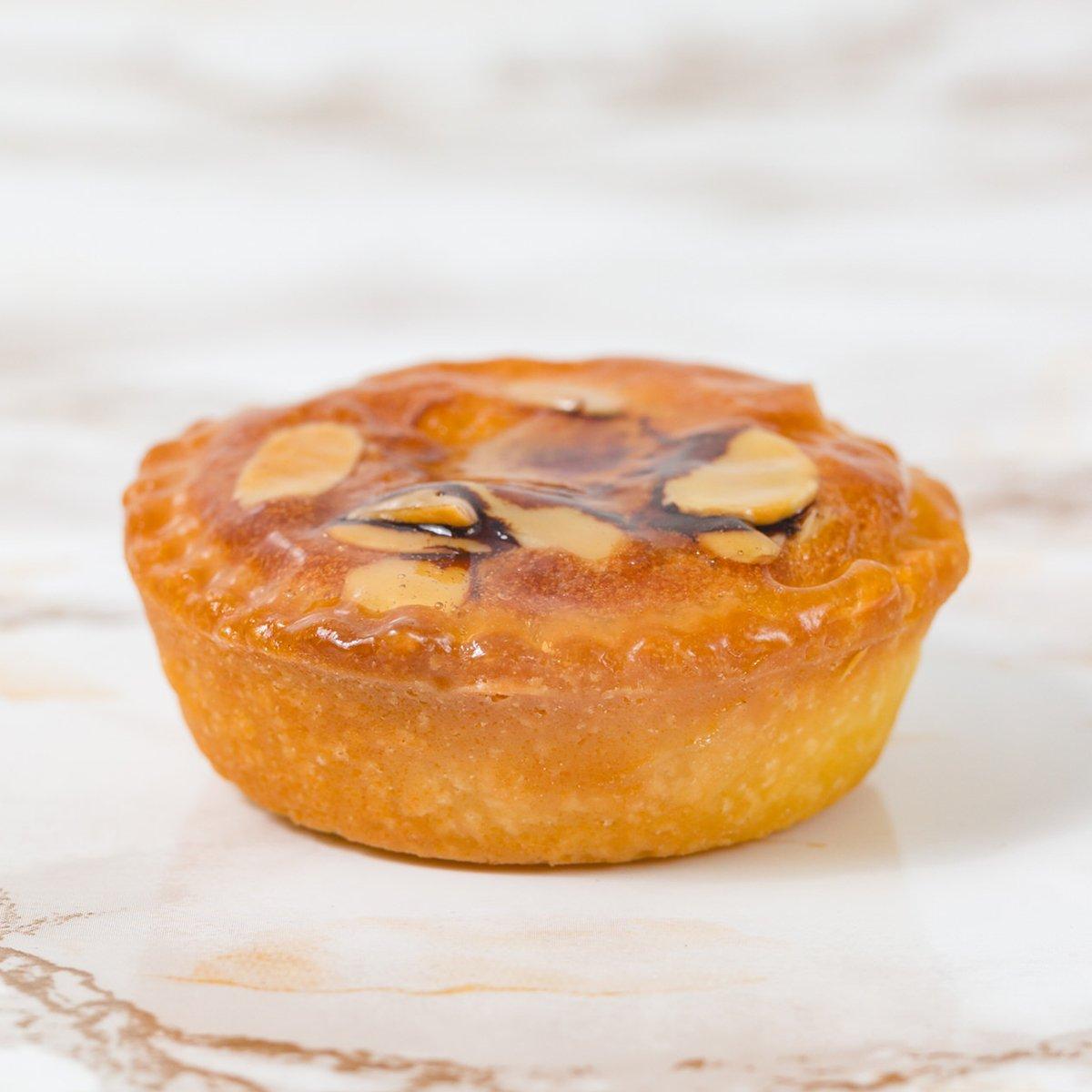 Raspberry Bakewell | Merci Beaucoup Cakes