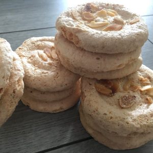 Hazelnut Meringue | Merci Beaucoup Cakes
